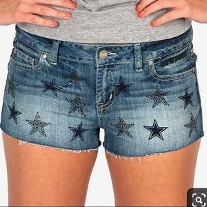 Victoria's Secret Pink Dallas Cowboys Shorts